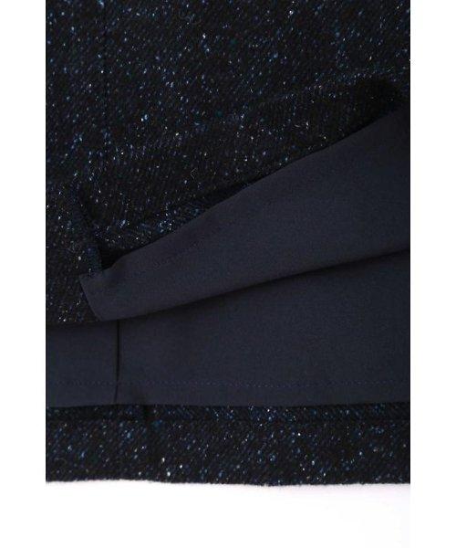 PROPORTION BODY DRESSING(プロポーション ボディドレッシング)/ネップツィードタイトスカート/1218120002_img13
