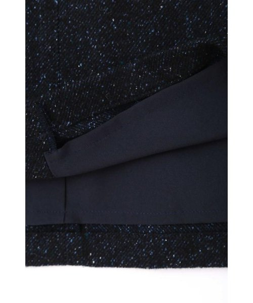 PROPORTION BODY DRESSING(プロポーション ボディドレッシング)/ネップツィードタイトスカート/1218120002_img15