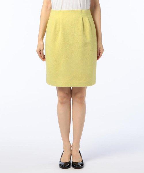 NOLLEY'S(ノーリーズ)/アンゴラ混メロンタイトスカート/7-0035-6-06-014_img01