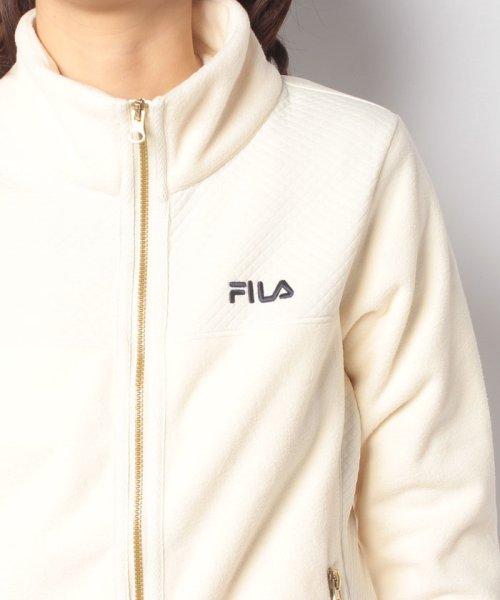 FILA(フィラ)/防風フリースブルゾン/447614_img03
