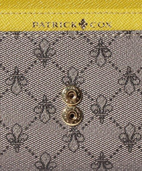 PATRICK COX(パトリックコックス(バッグ&ウォレット))/2つ折りフラップウォレット/PXLW7LS1_img03