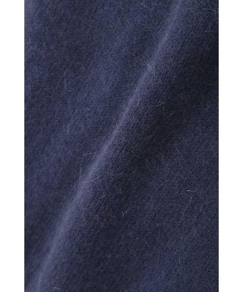 PROPORTION BODY DRESSING(プロポーション ボディドレッシング)/★バックレースアンゴラ半袖ニット/1217270915_img34