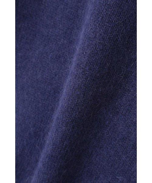 PROPORTION BODY DRESSING(プロポーション ボディドレッシング)/★バックレースアンゴラ半袖ニット/1217270915_img35