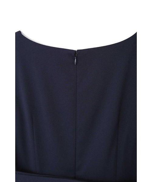 PROPORTION BODY DRESSING(プロポーション ボディドレッシング)/ドビーコルセットタイトワンピース/1218140200_img10