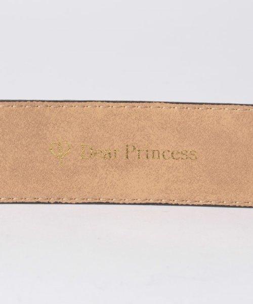 Dear Princess(ディアプリンセス)/くるみバックルベルト/3074038_img01