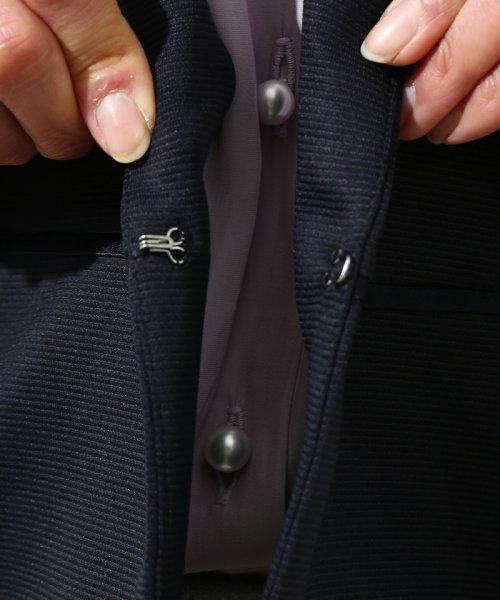 ROPE'(ロペ)/【セットアップ対応】グログランTネックジャケット/GGV2810_img09