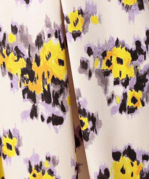 NOLLEY'S(ノーリーズ)/ぼかしフラワープリントスカート/8-0035-1-06-003_img08