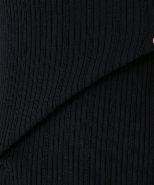 IENA(イエナ)/デザインリブ フリルスリーブプルオーバー◆/18080900212010_img11