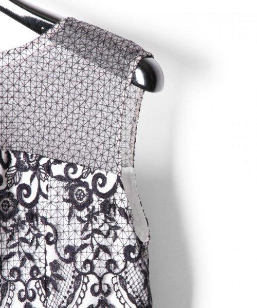GRACE CONTINENTAL(グレースコンチネンタル)/チュールレース刺繍タイトワンピース/38135060_img06