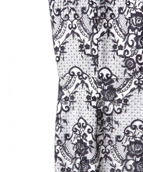 GRACE CONTINENTAL(グレースコンチネンタル)/チュールレース刺繍タイトワンピース/38135060_img07