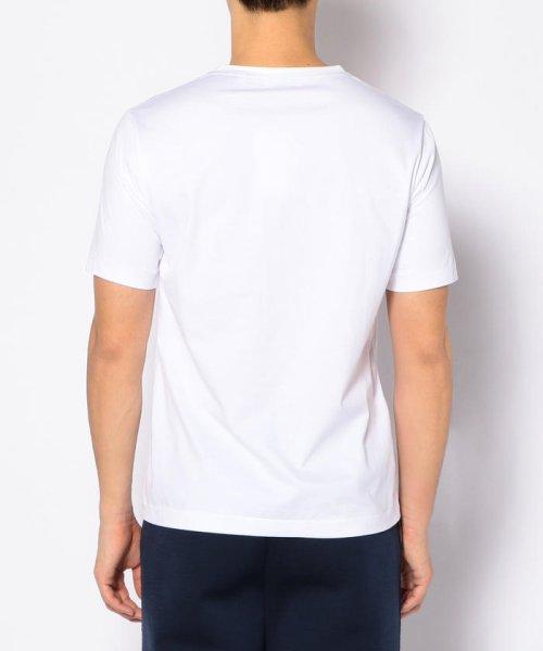 TOMORROWLAND MENS(TOMORROWLAND MENS)/スヴィンジャージー VネックTシャツ/63118211101_img06