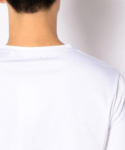 TOMORROWLAND MENS(TOMORROWLAND MENS)/スヴィンジャージー VネックTシャツ/63118211101_img08