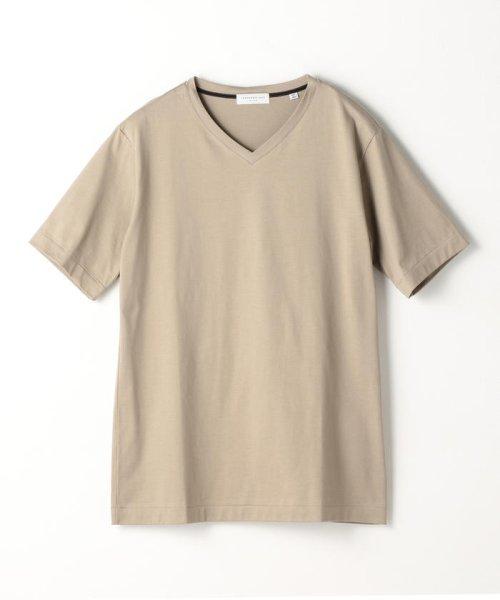 TOMORROWLAND MENS(TOMORROWLAND MENS)/スヴィンジャージー VネックTシャツ/63118211101_img11