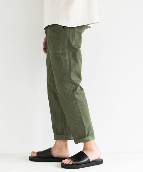 URBAN RESEARCH DOORS:Tapered Baker Pants 画像2