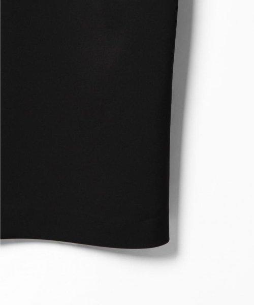GRACE CONTINENTAL(グレースコンチネンタル)/サテンクロスドレープワンピース/18135001_img12