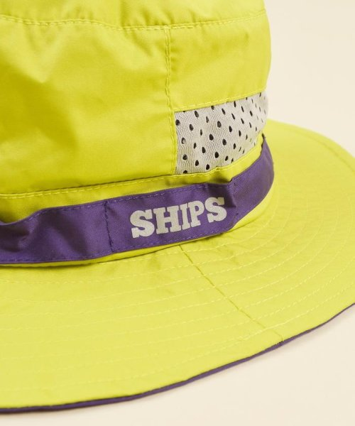 SHIPS KIDS(シップスキッズ)/SHIPS KIDS:サファリハット 2018SS<防撥水・透湿性>/518510394_img09