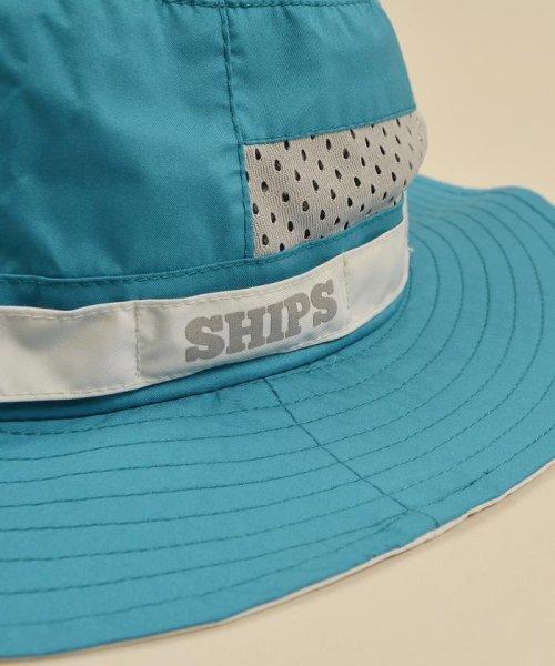 SHIPS KIDS(シップスキッズ)/SHIPS KIDS:サファリハット 2018SS<防撥水・透湿性>/518510394_img13