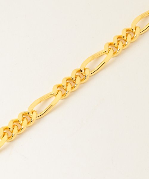 BEAMS OUTLET(ビームス アウトレット)/On The Sunny Side Of Street / Figaro Chain Bracelet/11420272863_img04