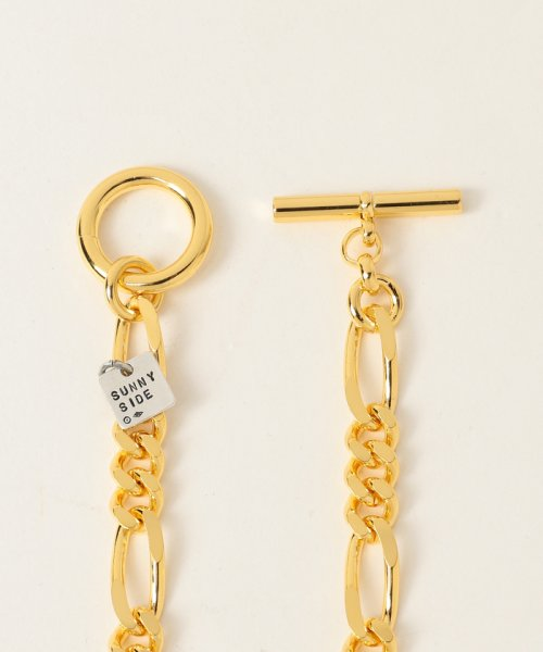 BEAMS OUTLET(ビームス アウトレット)/On The Sunny Side Of Street / Figaro Chain Bracelet/11420272863_img05
