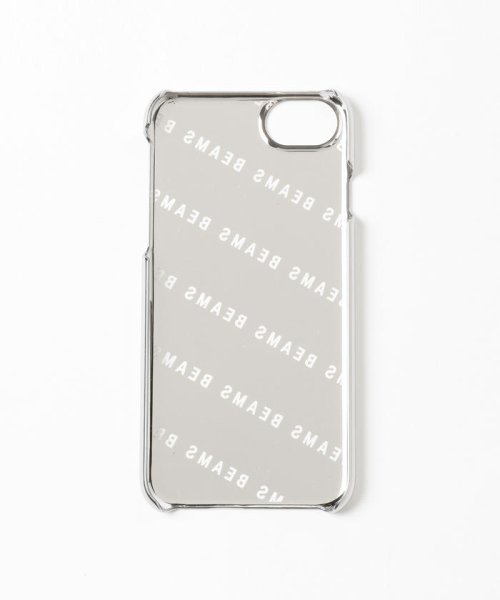 bPr BEAMS(bPrビームス(雑貨))/BEAMS / メッキ ロゴ iPhone8・7ケース/33750799218_img01