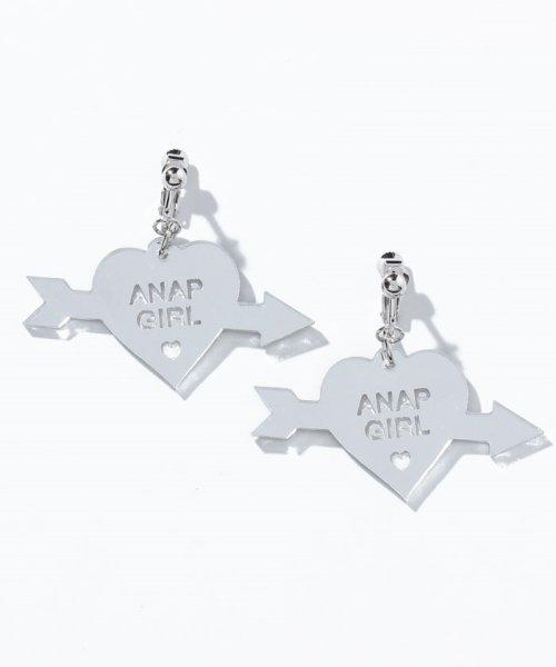 ANAP GiRL(アナップガール)/ハートアローイヤリング/2090200060_img03