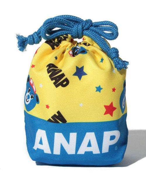 ANAP KIDS(アナップキッズ)/キャラクター巾着/0400300546_img05