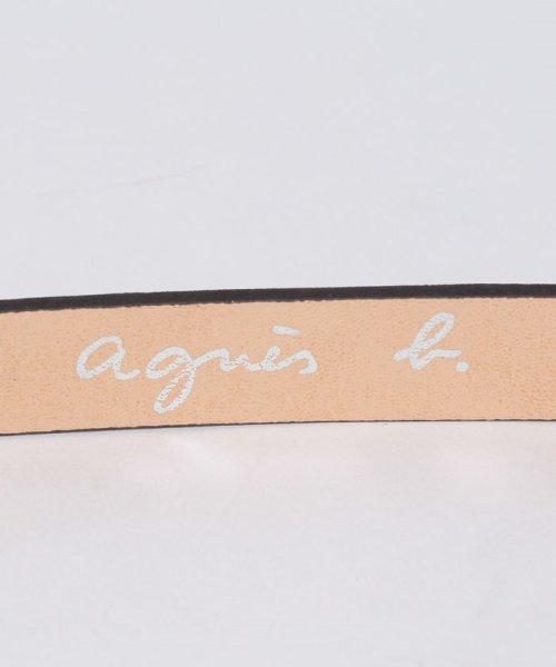 agnes b. FEMME(アニエスベー ファム)/CU01 CEINTURE ベルト/303BCU01E18_img01