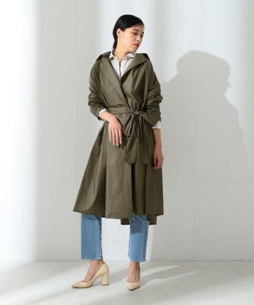 BEAMS OUTLET(ビームス アウトレット)/【Oggi10月号掲載】Demi−Luxe BEAMS / コーティングトレンチコート/68190126002_img03