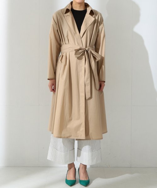 BEAMS OUTLET(ビームス アウトレット)/【Oggi10月号掲載】Demi−Luxe BEAMS / コーティングトレンチコート/68190126002_img05