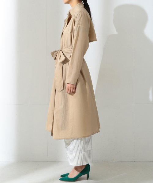 BEAMS OUTLET(ビームス アウトレット)/【Oggi10月号掲載】Demi−Luxe BEAMS / コーティングトレンチコート/68190126002_img06