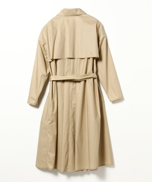 BEAMS OUTLET(ビームス アウトレット)/【Oggi10月号掲載】Demi−Luxe BEAMS / コーティングトレンチコート/68190126002_img21