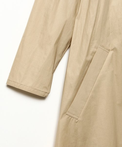 BEAMS OUTLET(ビームス アウトレット)/【Oggi10月号掲載】Demi−Luxe BEAMS / コーティングトレンチコート/68190126002_img23