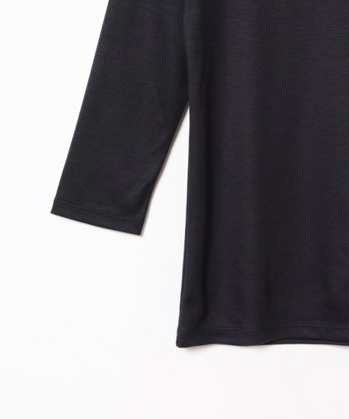 BEAMS OUTLET(ビームス アウトレット)/Demi-Luxe BEAMS / テンセル ベーシック 7分袖シャツ/68140012444_img15