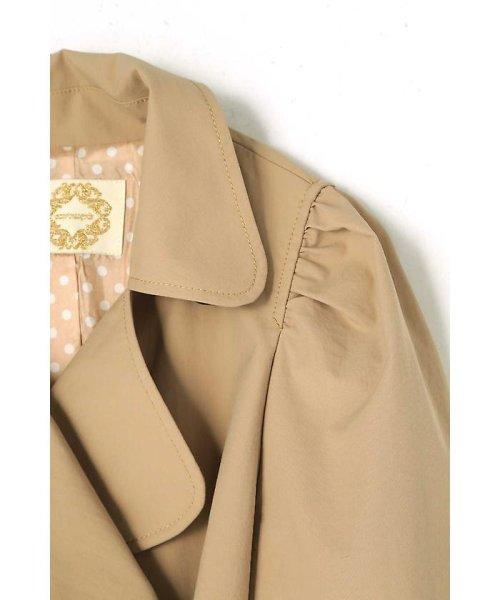 PROPORTION BODY DRESSING(プロポーション ボディドレッシング)/《EDIT COLOGNE》デザイントレンチコート/1218153100_img03