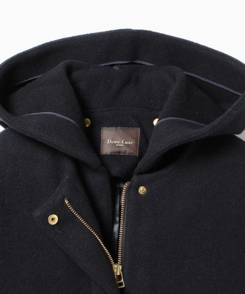 BEAMS OUTLET(ビームス アウトレット)/Demi-Luxe BEAMS / 2WAY フードジップコート/68190139690_img07
