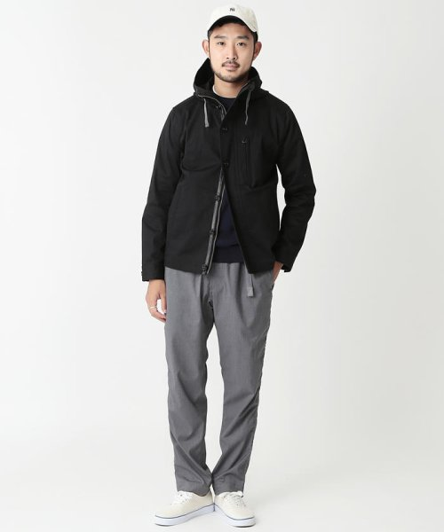 BEAMS OUTLET(ビームス アウトレット)/BEAMS / レイズドネック パラシュートパーカ/11183685277_img01