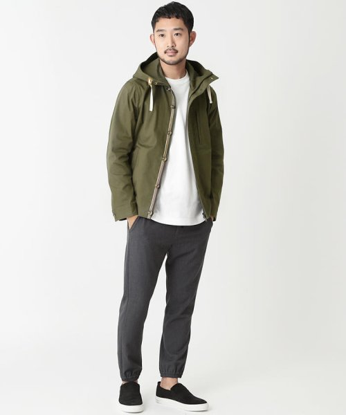 BEAMS OUTLET(ビームス アウトレット)/BEAMS / レイズドネック パラシュートパーカ/11183685277_img02