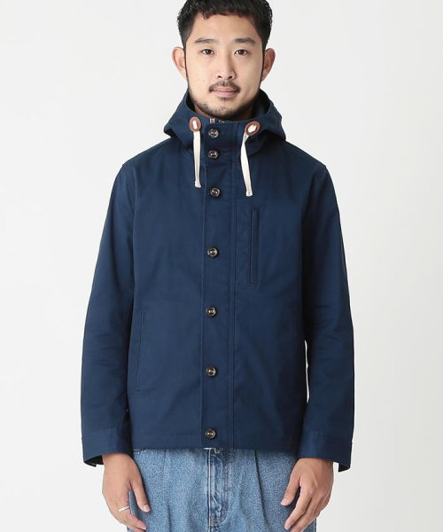BEAMS OUTLET(ビームス アウトレット)/BEAMS / レイズドネック パラシュートパーカ/11183685277_img04