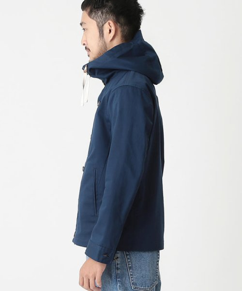 BEAMS OUTLET(ビームス アウトレット)/BEAMS / レイズドネック パラシュートパーカ/11183685277_img05