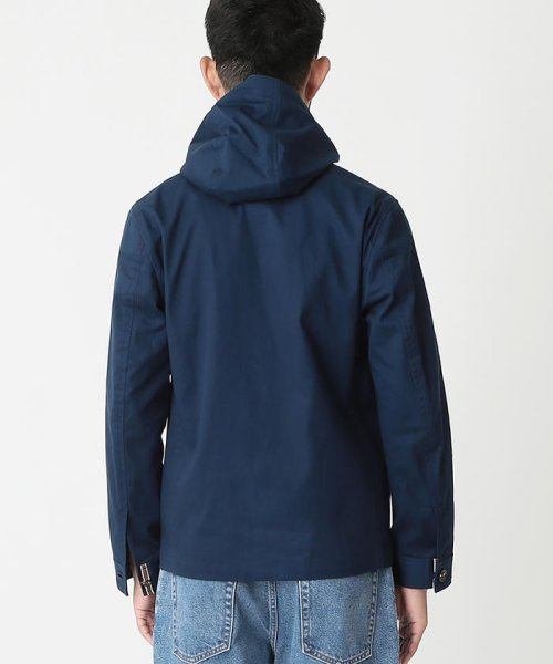 BEAMS OUTLET(ビームス アウトレット)/BEAMS / レイズドネック パラシュートパーカ/11183685277_img06