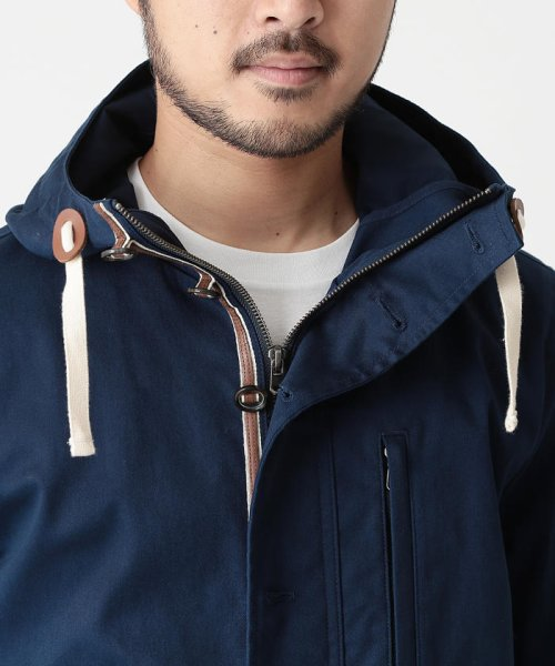 BEAMS OUTLET(ビームス アウトレット)/BEAMS / レイズドネック パラシュートパーカ/11183685277_img07