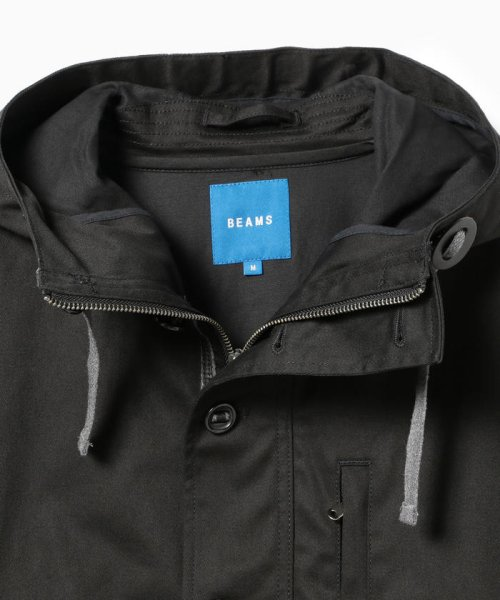 BEAMS OUTLET(ビームス アウトレット)/BEAMS / レイズドネック パラシュートパーカ/11183685277_img12