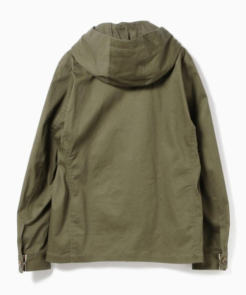 BEAMS OUTLET(ビームス アウトレット)/BEAMS / レイズドネック パラシュートパーカ/11183685277_img16