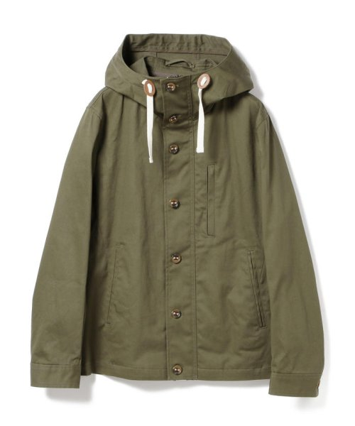 BEAMS OUTLET(ビームス アウトレット)/BEAMS / レイズドネック パラシュートパーカ/11183685277_img20