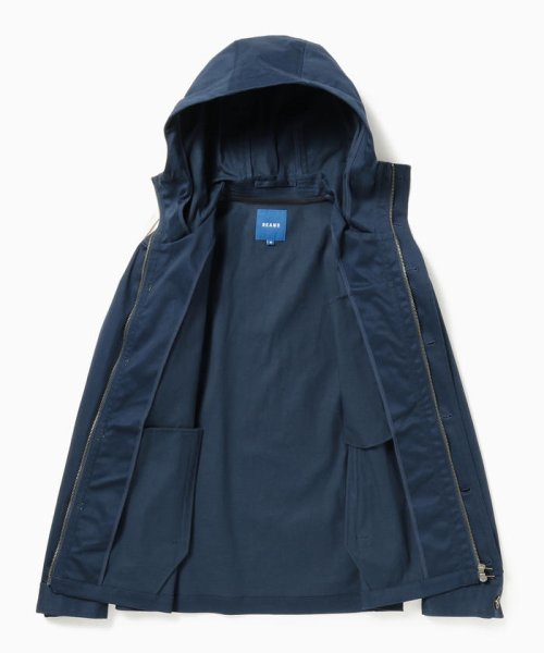 BEAMS OUTLET(ビームス アウトレット)/BEAMS / レイズドネック パラシュートパーカ/11183685277_img24