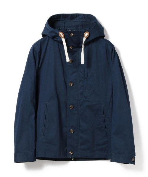 BEAMS OUTLET(ビームス アウトレット)/BEAMS / レイズドネック パラシュートパーカ/11183685277_img25