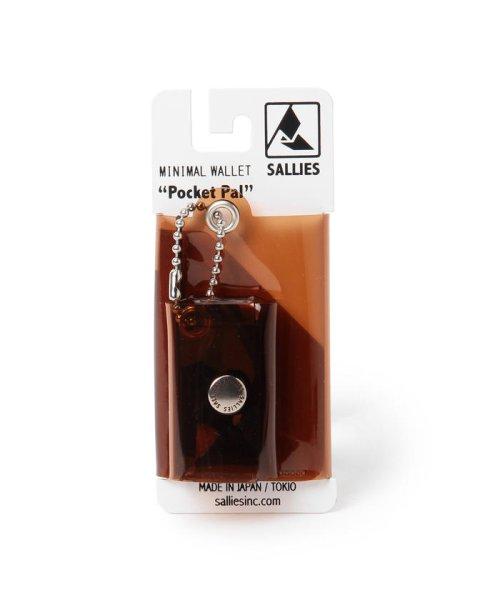 bPr BEAMS(bPrビームス(雑貨))/SALLIES / Pocket PAL ミニマル ウォレット/33030554540_img07