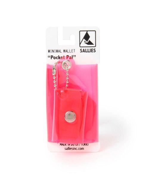 bPr BEAMS(bPrビームス(雑貨))/SALLIES / Pocket PAL ミニマル ウォレット/33030554540_img12