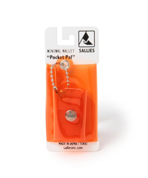 bPr BEAMS(bPrビームス(雑貨))/SALLIES / Pocket PAL ミニマル ウォレット/33030554540_img17