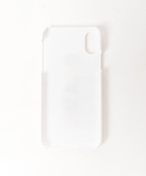 bPr BEAMS(bPrビームス(雑貨))/BEAMS / カラーロゴ iPhoneXケース/33750080218_img01